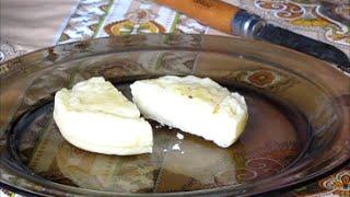 25 - Comment faire du fromage sec - 1er fromage - 06/03/2016