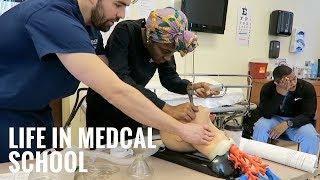 WHAT A WEEKEND IN MEDICAL SCHOOL LOOKS LIKE Medical School VLOG