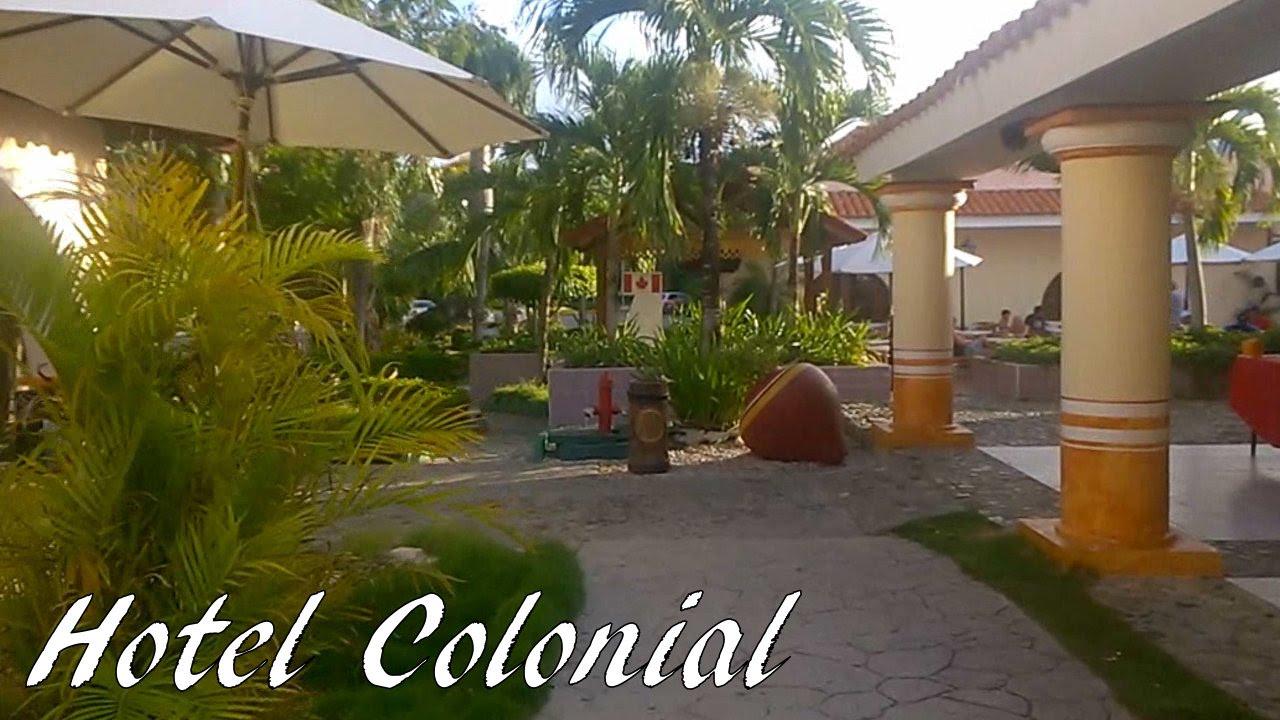 Hotel Colonial, Cayo Coco, Cuba , Jardines del Ray - YouTube