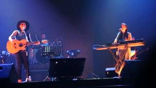 Oceans by Hillsong Church (covered by Jayesslee at their Asia Tour 2015, Kuala Lumpur)