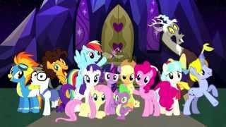 Princess Twilight and the Tree of Harmony Saved (ft. IMShadow007 and Cyberbanjo)