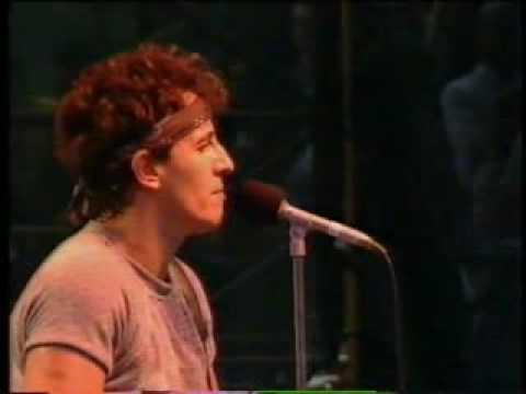 Trapped - Bruce Springsteen - Paris 85