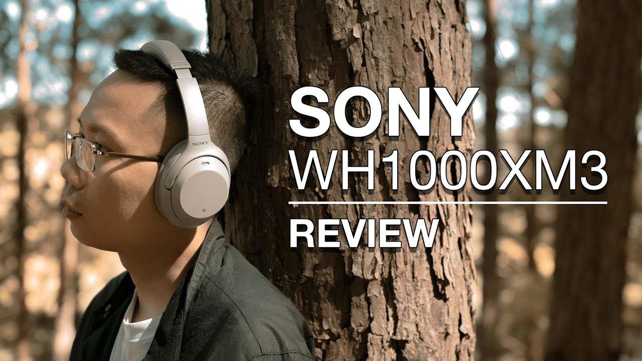 Sony WH1000XM3: chiếc tai nghe chống ồn chủ động thông minh nhất thế giới