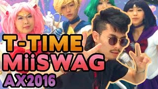 T-TIME - MiiSWAG (ANIME EXPO 2016 MUSIC VIDEO)