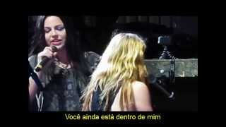 Halestorm Feat Amy Lee - Break In -Legendado
