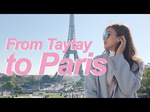 PARIS part 1  by Alex Gonzaga