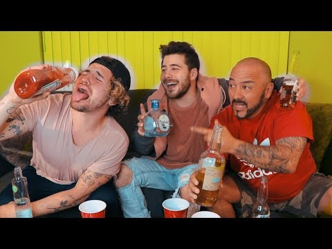 Truth or Dare or Drink | Dommy D, Jc Caylen, Jc's Dad