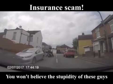 Polish and Romanian Insurance scams in the UK/England 2017