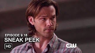 Supernatural 9x18 Sneak Peek - Meta Fiction [HD]