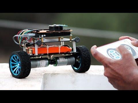 How to Make a Self Balancing Robot at Home