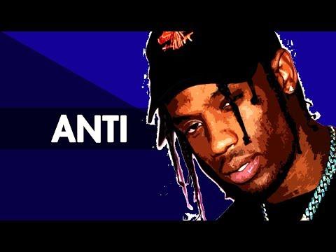 """ANTI"" Trap Beat Instrumental 2018   Hard Lit Dark Rap Hiphop Freestyle Trap Type Beats   Free DL"