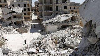 هدنة في حلب وتلويح دولي بفرض عقوبات بسبب انتهاكات روسيا