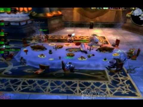 World of Warcraft - Karazhan Musical Chairs