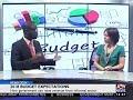 2018 Budget Expectations - News Desk on Joy News (14-11-17)