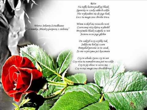 Róża Wiersz Jolanty Sztadhaus Dariusz Marek Gierej