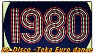 80s 신나는 유로댄스2집 Disco Teka Euro dance MeGa Mix