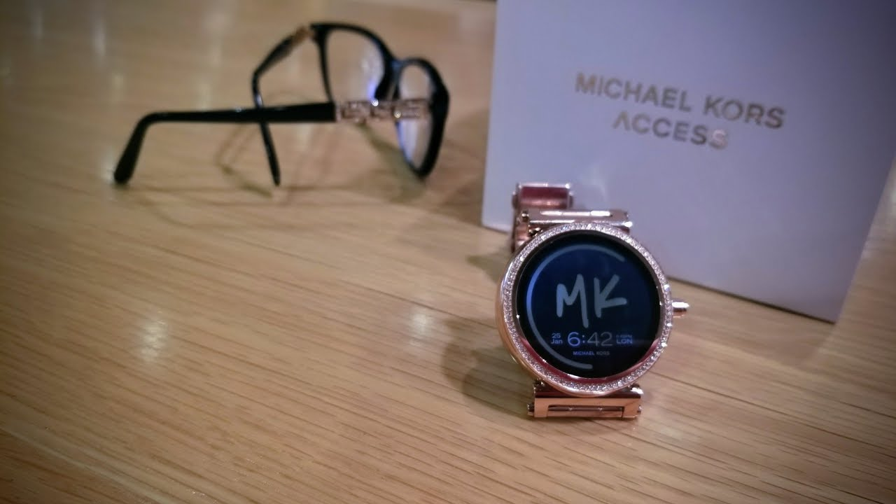 Michael Kors Access MKT5021 - Android Wear SmartWatch