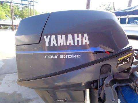 6m4459 used 1995 yamaha t9 9elrt 9 9 4 stroke remote