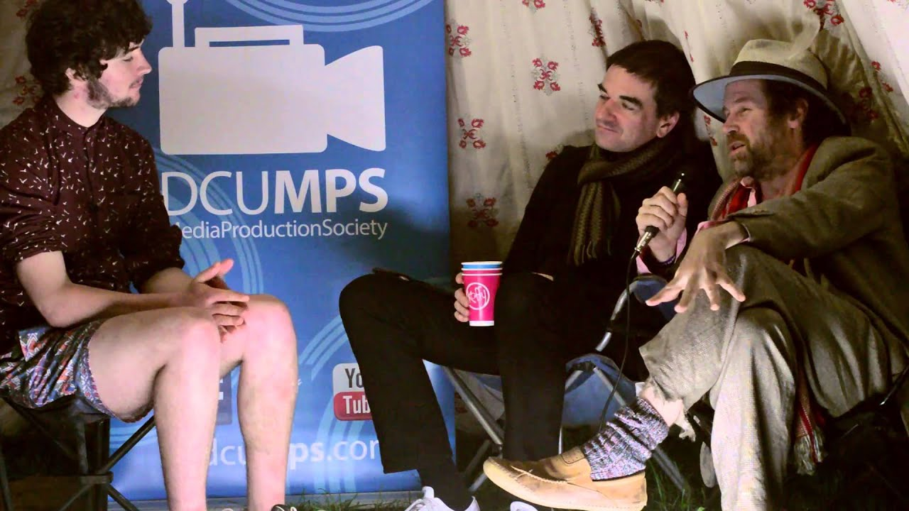 Vantastival Interview With Hothouse Flowers Youtube