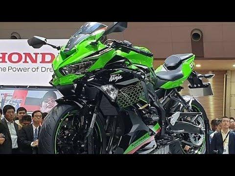 優れた Kawasaki Ninja 250 Inline 4 - カックト