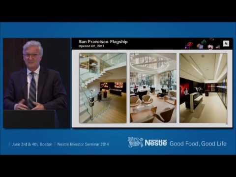 Nespresso | Christophe Cornu, Chief Commercial Officer, Nestlé Nespresso S.A