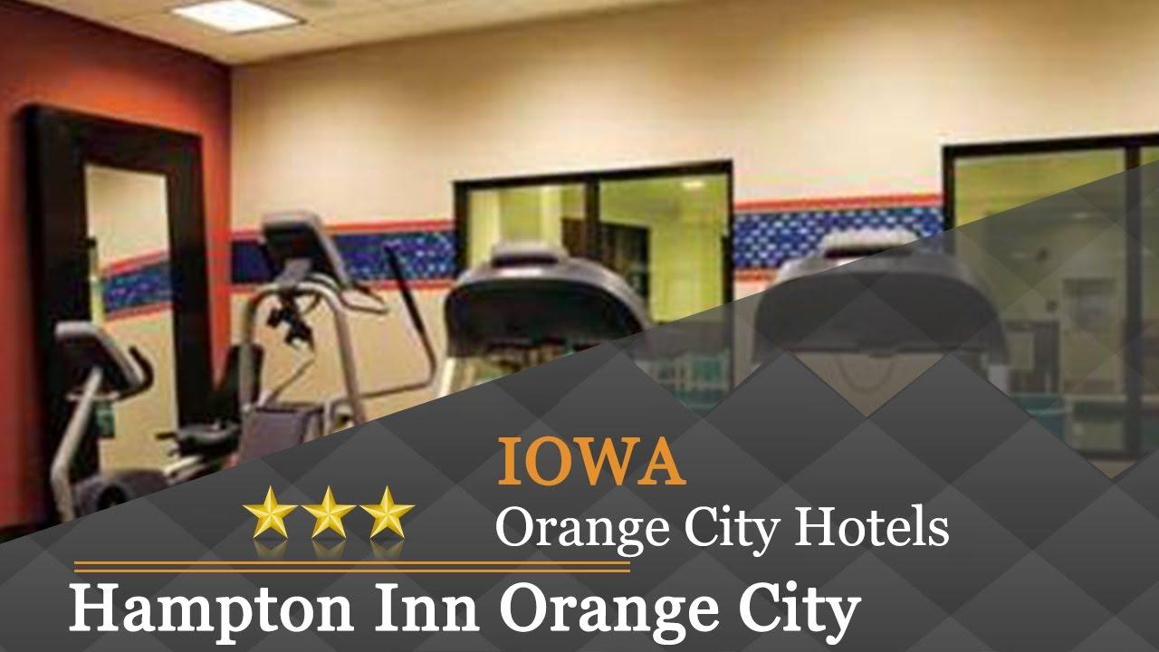 Hampton Inn Orange City Hotels Iowa