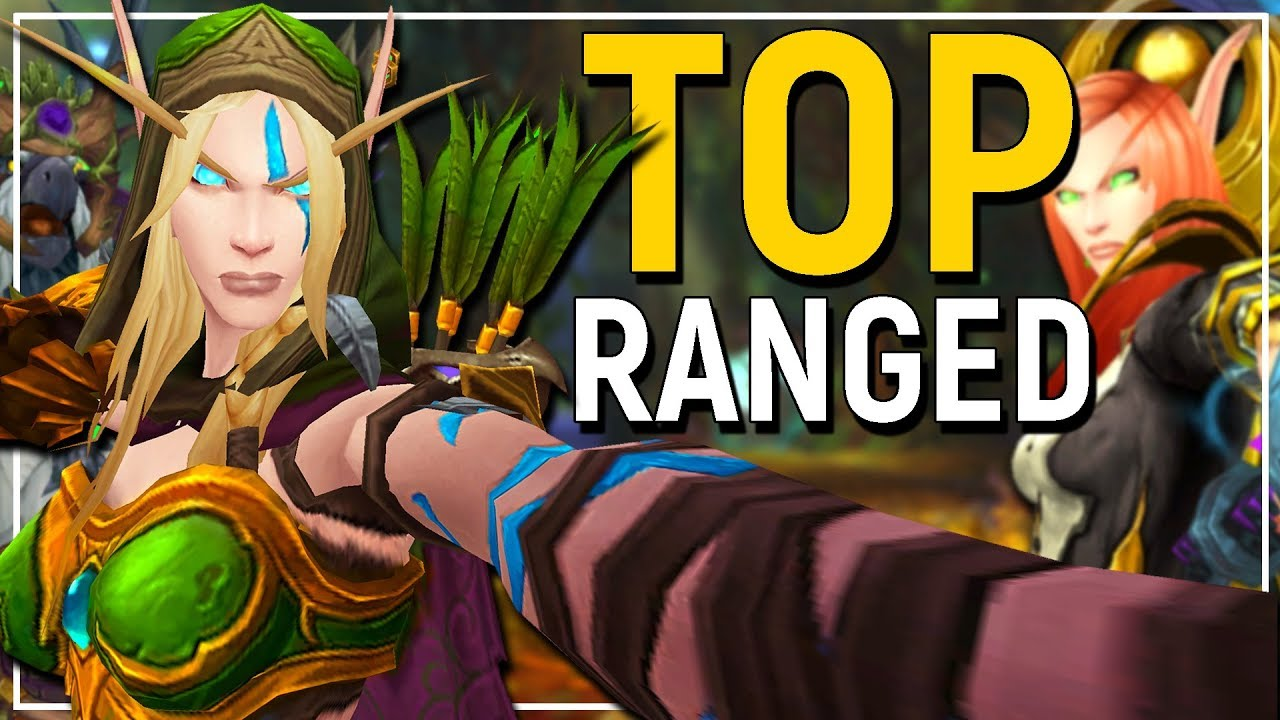 Who Wins Top Ranged Specs Roundup Class Picks Wow Legion Patch 7 3 5 Youtube