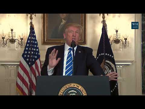 MUST WATCH: President Donald Trump MAJOR Statement After Asia Trip 11/15/17