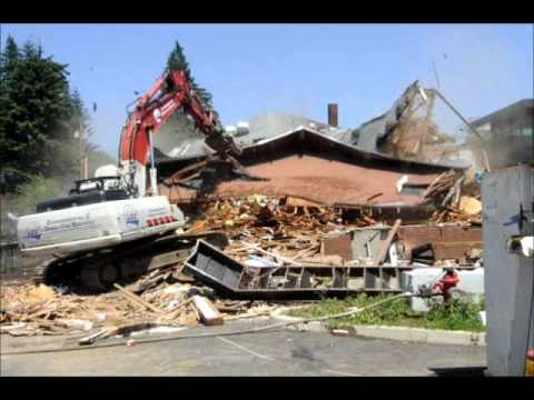 Our Lady of the Lake school demolished