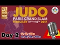 Judo Grand-Slam Paris 2017: Day 2