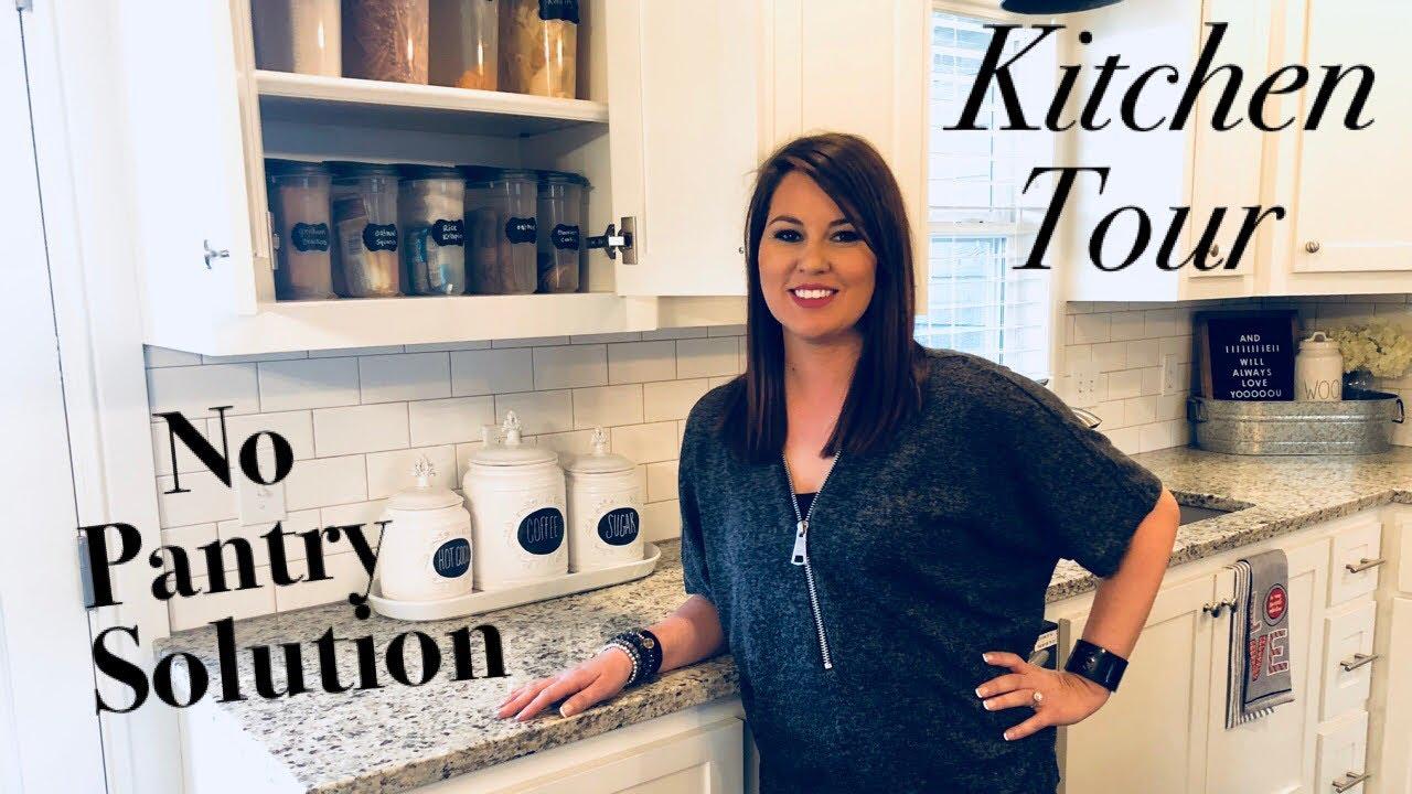 Kitchentour Kitchenstorageideas Tilvacuumdouspart