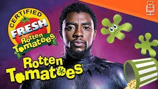 Rotten Tomatoes Responds to Black Panther Review Sabotage