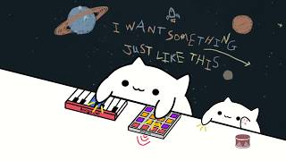Bongo Cat The Chainsmokers Coldplay - Something Just Like This.mp3