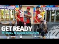 GET READY by Pitbull ft Blake Shelton | Zumba | TML Crew Alan Olamit