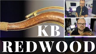 KB REDWOOD SAX NECK ON SELMER MARK VI