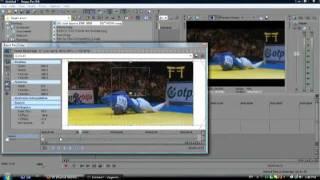 Видео урок. Маски в Sony Vegas Pro 9 / tutorial. masks.