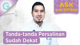 Kenali Tanda-tanda Persalinan Sudah Dekat - dr. Ardiansjah Dara Sjahruddin, SpOG, MKes