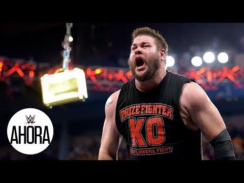 5 cosas que tal vez no sabías de Kevin Owens: WWE Ahora