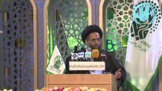 السید عادل العلوي 7 رمضان 1435 تفسیر دعاء مکارم الأخلاق