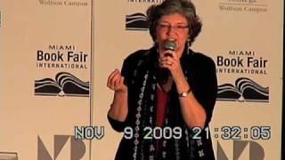 Barbara Kingsolver At Miami Book Fair International 2009