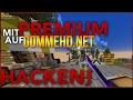 MIT PREMIUM HACKEN » Lets Hack: BedWars & SurvivalGames auf GommeHD.net
