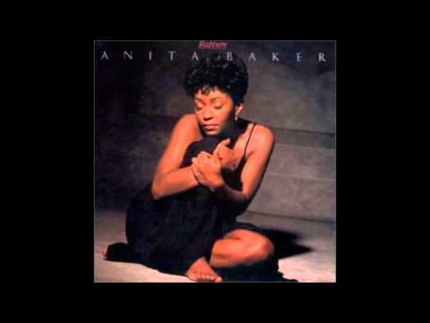 Anita Baker - Rapture (Full Album)