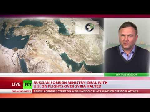 Putin Believes U.S. Attack On Syria Violates International Law - Kremlin
