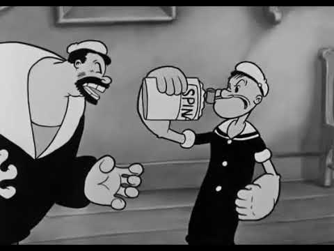 Popeye The Sailor - Beware of barnacle bill