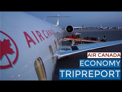 TRIPREPORT | Pittsburgh To Toronto | Air Canada (Economy) | CRJ-200LR (C-GKEZ)