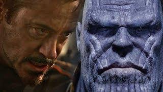 DELETED Original Ending to Avengers Infinity War Explained