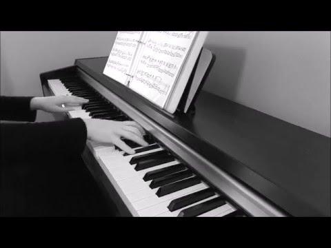 La Valse de L'Amour (Cinderella 2015)- Piano Arrangement with Free Sheet Music