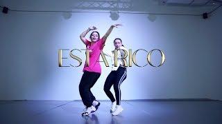 Marc Anthony - Está Rico || Úrsula Aguilera & Kevin Velez Dance Choreography groups