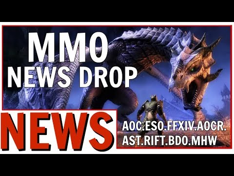 MMO News Drop: FFXIV No More Playable Races, ESO's Sunspire, Age of