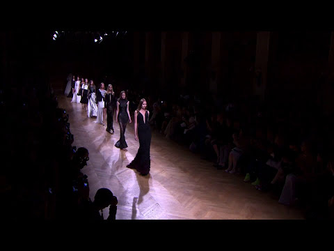 Tony Ward Couture Fall Winter 2014/15 Fashion Show - Paris